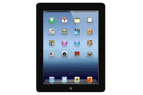 GoldBoxDeals - Refurbished Apple iPad 4 16GB Black with Wi-Fi With Free Delivery - Save 0%