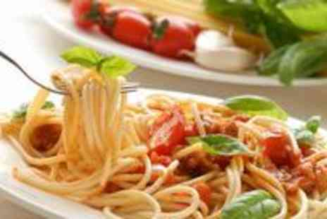 Pinocchios Italian Restaurant - Two course Italian meal with wine for four - Save 71%