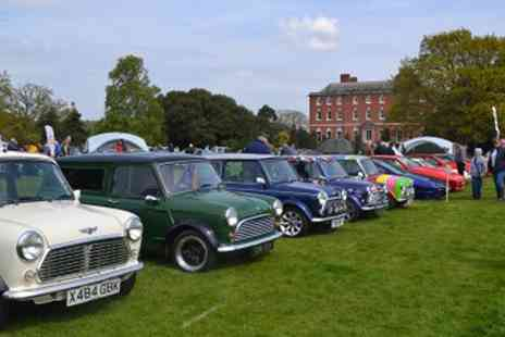 Gemini Events - Classic Motor Show and Family Fun Day on 6 May - Save 0%