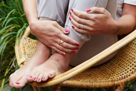 Gracious Hair and Beauty - Shellac Manicure or Pedicure or Both - Save 0%