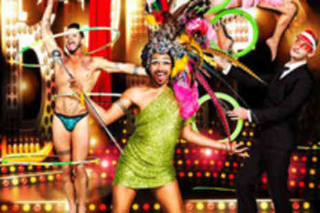Southbank Centre - Ticket to London Wonderground show �Briefs' at see acrobatics, cabaret and comedy - Save 55%