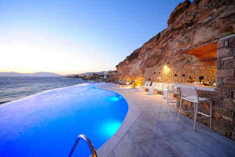 Bargain Late Holidays - Three, four, five or seven night Mykonos stay with breakfast and return flights - Save 48%