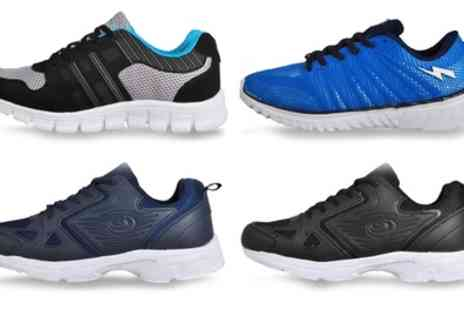 Groupon Goods Global GmbH - Mens Superlite Shock Absorbing Comfort Trainers - Save 73%