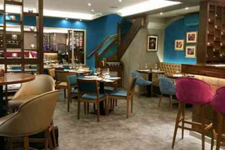 Infuse Restaurant & Lounge Bar - Two or Three Course Indian Meal, Prosecco or Wine for Two or Four - Save 64%