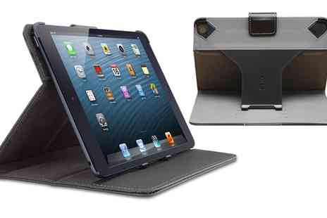 Groupon Goods Global GmbH - Belkin Striped Cover with Stand for iPad Mini or iPad Mini Three - Save 0%