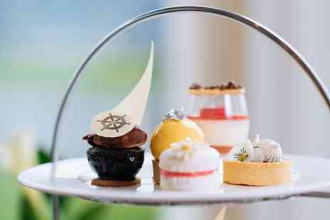 Hotel InterContinental - Traditional Afternoon Tea for Two or Four - Save 0%