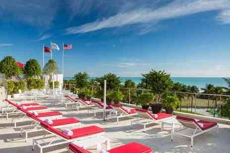 The Bentley Hotel - Four Star Ocean Drive Hotel with South Beach Views - Save 57%