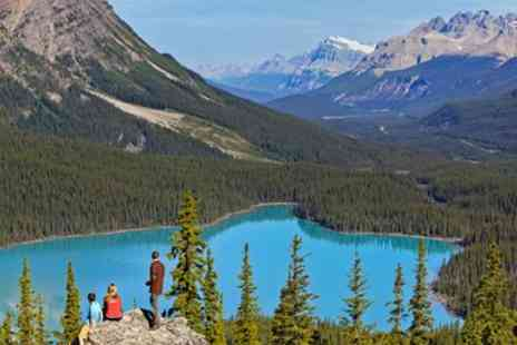 Discover the World - Six night Rocky Mountains self drive including Banff & Jasper - Save 0%