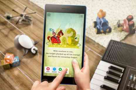 Groupon Goods Global GmbH - Lenovo Tab 3 7 Inch Kids Tablet 8Gb or 16Gb with Optional BullGuard or Bumper Case With Free Delivery - Save 0%