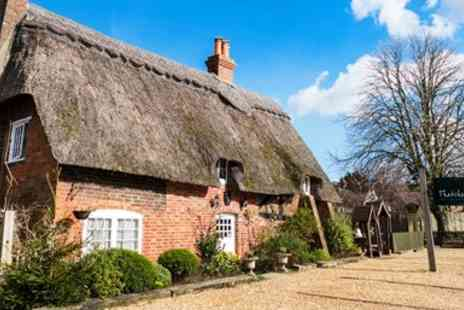 Thatched Cottage - New Forest afternoon tea for 2 - Save 29%