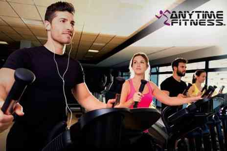 Anytime Fitness Edinburgh - 10 day gym pass to Anytime Fitness - Save 0%
