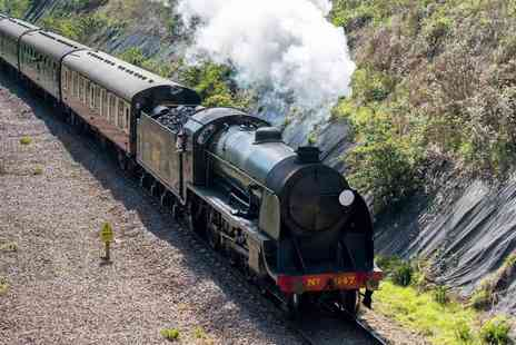 Bluebell Railway - Return steam train journey for two - Save 32%
