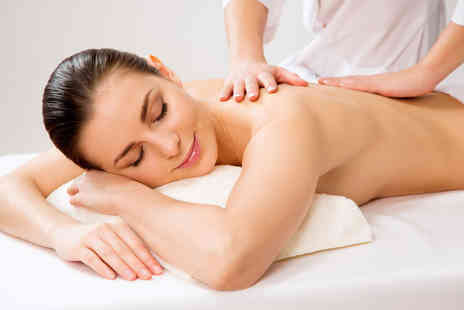 Palomas Beauty - 30 min full body massage with a 30 min slimming body wrap - Save 76%