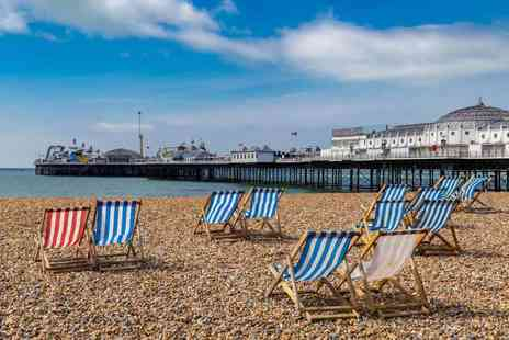 Mercure Brighton Seafront Hotel - Overnight stay for two people with breakfast - Save 0%