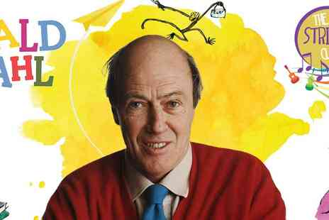 The Strings Club - Roald Dahl Themed Afternoon Kids Clubs - Save 25%
