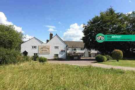 The Lordleaze Hotel - Two night Somerset stay for two including breakfast, or stay for three nights - Save 40%