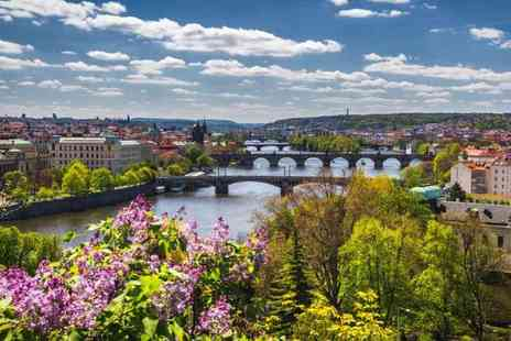 Bargain Late Holidays - Two night 4 Star Prague city stay with breakfast and flights - Save 54%