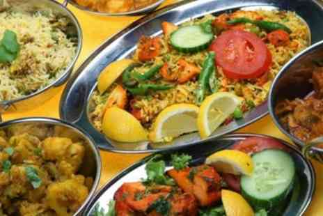 Spicy Kalkata Club - Two Course Indian Cuisine with Choice of Side Dish for Two, Four or Six - Save 53%