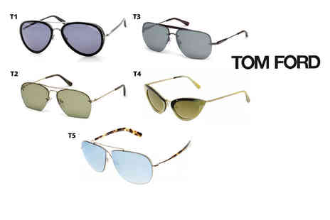 Brand Logic - Pair of Tom ford sunglasses select from 20 styles - Save 65%