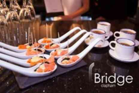 The Bridge - Tapas and Cocktails To Share - Save 83%