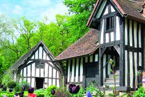 Selly Manor - Entry for One Child or Up to Four Adults, or Family of Five to Selly Manor - Save 50%