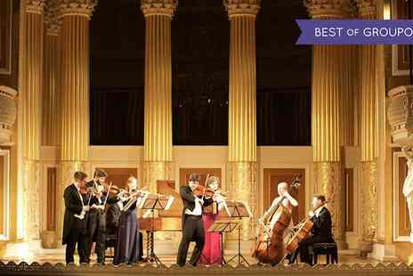 Candlelight Concerts - Ticket to Bach, Brandenburg Concertos by London Concertante on 10 to 13 May - Save 0%