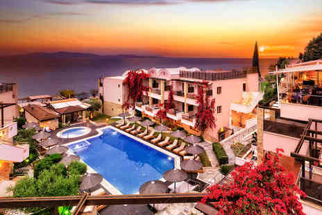 Olympion Sunset - Five Star Luxury Family Friendly Seaside Resort - Save 51%