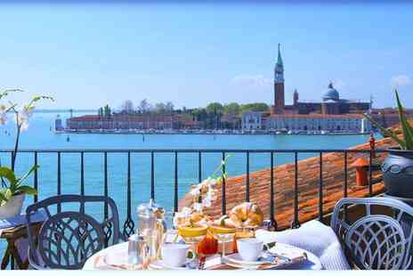 Hotel Metropole Venice - Five Star Eclectic Design Overlooking the Lagoon For Two - Save 73%