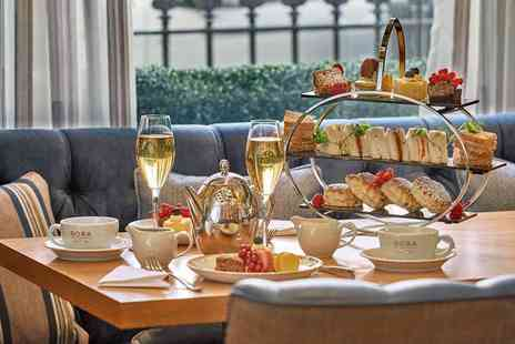 Roba - Afternoon tea for two with a bottle of Prosecco to share - Save 51%