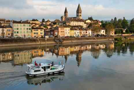 Locaboat Holidays - Seven Night Boat Hire for 2 to 5 People with Navigation Fee - Save 55%