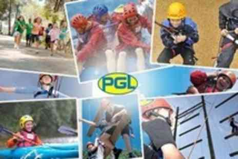 PGL Holidays - Seven Night Adventure Summer Holiday For One Child - Save 61%