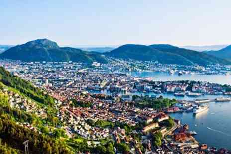 The Cruise Specialists - Seven night P&O Norwegian fjords no fly cruise - Save 0%