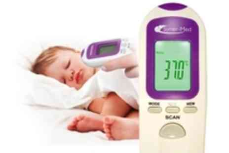 VeraTemp - Contactless thermometer - banish temperature battles with this innovative VeraTemp thermometer- Save 25%
