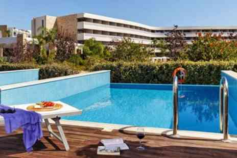 Going Luxury - Luxury all inclusive Rhodes escape with private pool - Save 0%