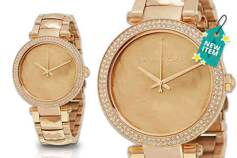 Wristy Business - Michael Kors MK6426 Gold ladies watch - Save 42%