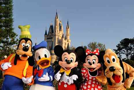 Super Escapes Travel - Two or three night Disneyland Paris stay and return flights - Save 35%