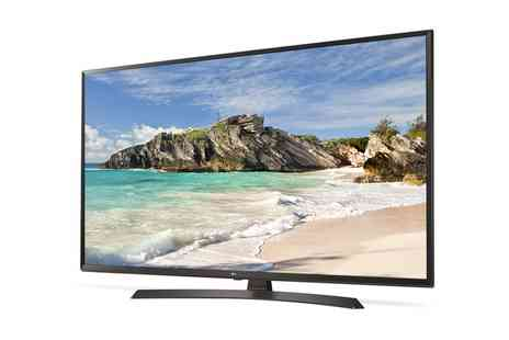 Groupon Goods Global GmbH - LG 43LJ624V 43 Inch Full HD LED Smart TV With Free Delivery - Save 0%