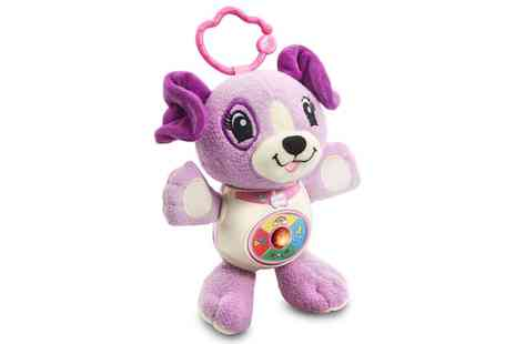 Groupon Goods Global GmbH - LeapFrog Sing and Snuggle Violet Toy - Save 0%