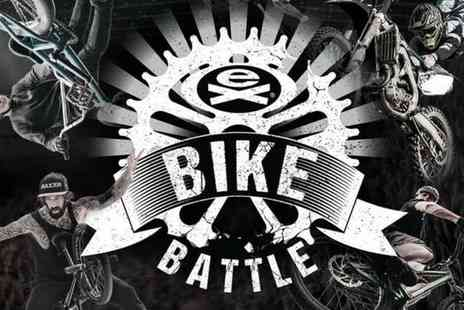 Inspire Shows - Extreme Bike Battles, General Admission or VIP Ticket, 5 May to 26 May - Save 0%