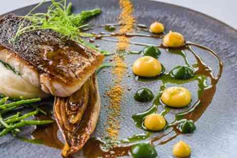 L Ortolan - Michelin starred chefs table meal & champagne for 2 - Save 0%