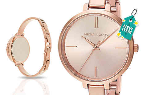 Wristy Business - Michael Kors Jaryn ladies watch - Save 31%