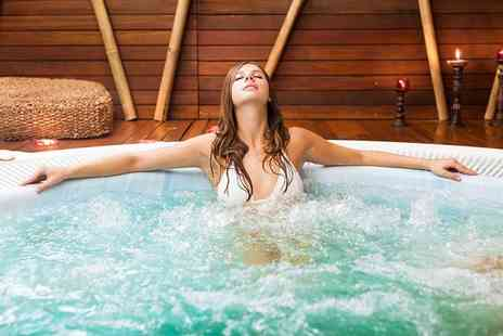Durban House Day Spa - Afternoon tea with four hours of leisure access for two - Save 0%