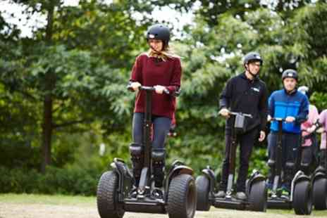 Segway Events - Choice of 30 or 60 Minute Segway Experience for One or Two - Save 35%