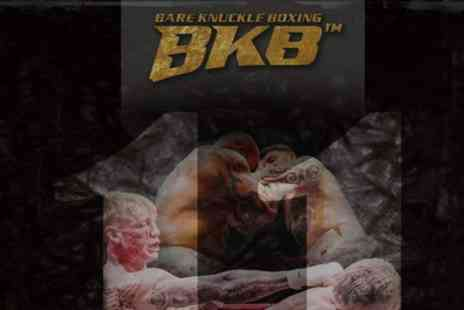 Ubbad Promotions - One or two general admission tickets to BKB 11 boxing event - Save 63%
