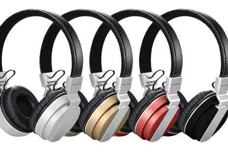 Groupon Goods Global GmbH - SoundZ SZ900 Headphones - Save 0%