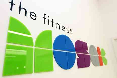 The Fitness Mosaic - Ten Gym and Class Passes - Save 0%