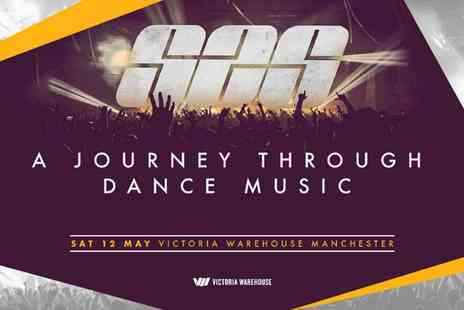 Sanction Events - One general admission or VIP ticket to S2S A Journey Through Dance Music on 12 May - Save 0%
