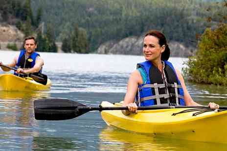 The Watersports Academy - Two Hour Kayaking or Paddleboarding for One, Two or Four - Save 0%