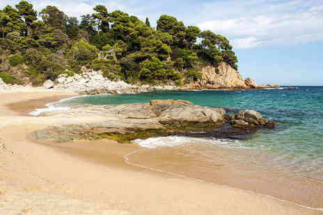 Augusta Club Hotel & Spa - Four Star Adults Only Spa Break For Two in Lloret de Mar - Save 70%