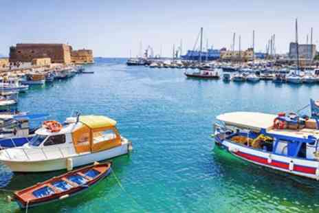 Teletext Holidays - All inclusive Crete week with flights - Save 0%